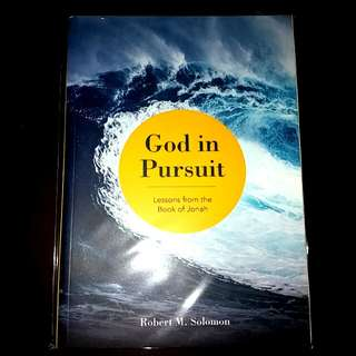 Bnip God in Pursuit by Robert M. SOLOMON