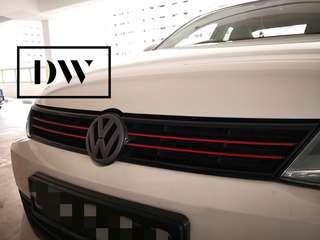 Plasti dip your car 🚗 Plastidip Volkswagen Jetta