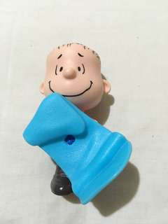 Charlie Brown of peanuts