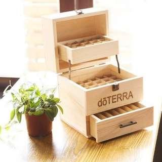 🚚 多特瑞doterra三層精油收納盒可以收納59瓶