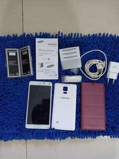 Jual Samsung Galaxy Note 4 3G SM-N910H(used)