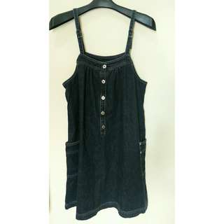 Overall Dress Jeans