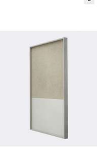 Frame pin board/ notice board from FERM LIVING