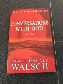 Conversations with God by Neale Donald Walsch