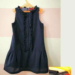 Peppermint Blue Dress