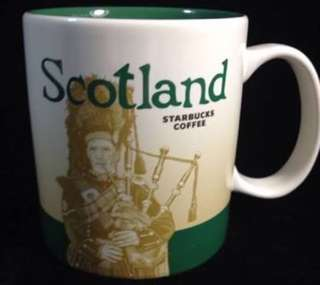 Scotland SBX City Mug