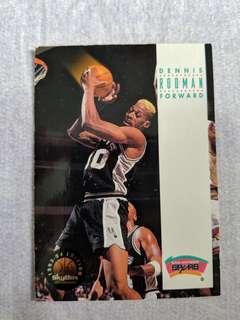 NBA 球星卡。Roman / Charles Barkley