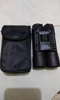Teropong / binocular bushnell 25x10