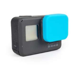 Brand New Silicone Lens Cover for Gopro Hero 5 and 6 - Light Blue