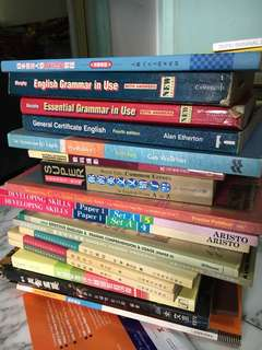 Books free to give away
