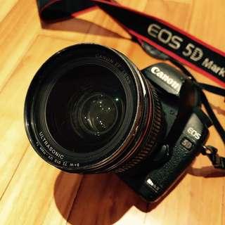 5D Mark II & EF 35mm f1.4 Lens