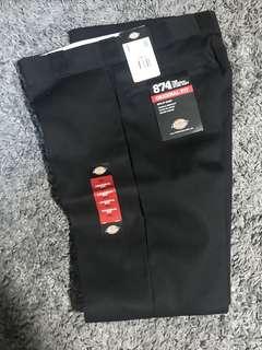 Dickies 874 slim straight work pants