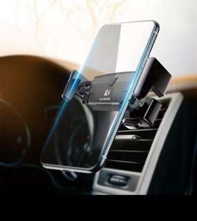 BN Air Vent Car Phone Holder For iPhone Samsung Huawei Xiaomi Car Phone Holder Auto GPS Support Mobile Phone Accessories