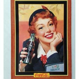 1995 Coca Cola Series 4 Base Card #357 - Original Art - 1951