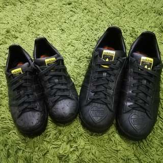 Adidas Superstar Pharrell Williams Supershell couple shoes
