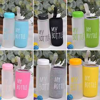My bottle doff free pouch