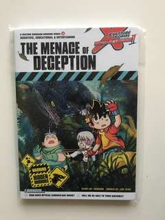 The Menace of Deception X-Venture Xplorers