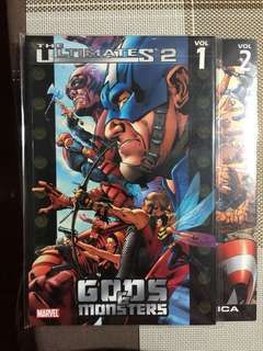 Avengers: The Ultimates 2 vol. 1-2 TPB