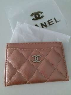 Chanel Card Holder VIP gift new collection
