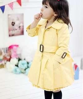 Cute & Lovely Girl Outwear