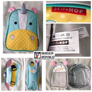 Skip Hop Zoo Lunchie Insulated Lunch Bag Unicorn