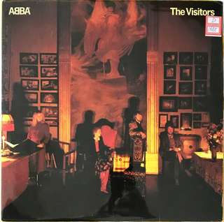 Abba - The Arrival vinyl lp