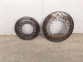 CBR150 original brake disc(front & back)