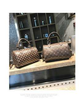 LV Label Handbag