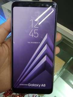 Samsung A 8,proses 3 menit