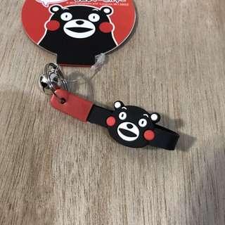 🚚 🔵【日本帶回 全新】熊本熊吊飾