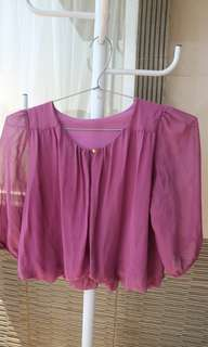 Blouse only 20k