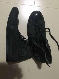 Converse Hi-cut black ORIG