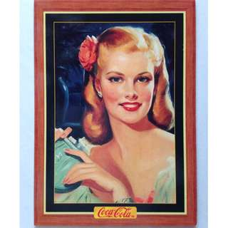 1995 Coca Cola Series 4 Base Card #353 - Original Art - 1947