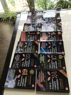 Singapore Ghost Stories Books