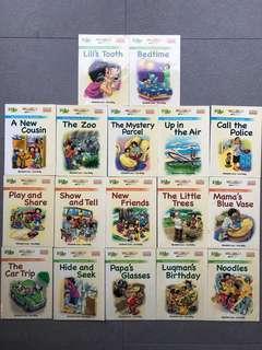 Oxford children book set