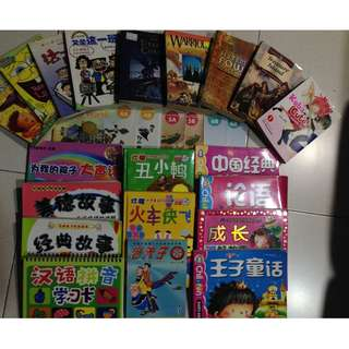 Any 3 at $5. 1 for $2. Buy 6 free 2 books 📚 English & Chinese books 📚 Social Studies Primary 4 4a 4b 5 5a 5b / 6 6a 6b $1 each