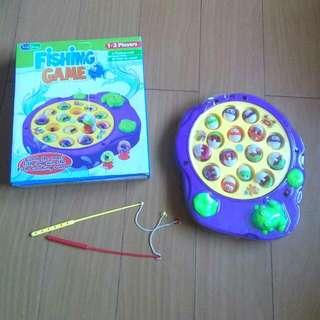 SALE FISHING GAME MUSICAL