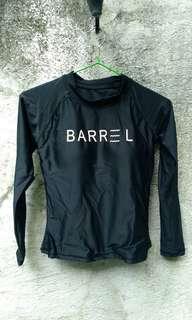 Barrel Rashguard with shorts