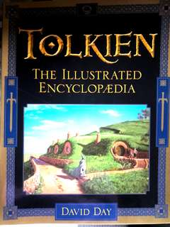 Tolkien: The illustrated encyclopedia by David Day