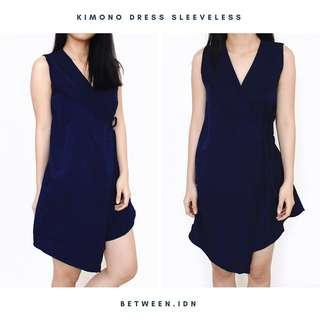 SALE Kimono Blazer Navy