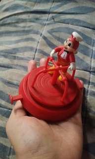 Jollibee spin wheel