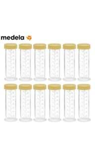 Medela breastmilk freezing &storage bottle (80ml)