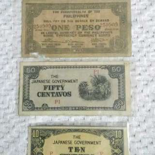 Take ALL Vintage CURRENCY