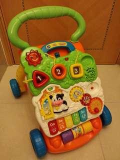 BB學行車 2nd hand baby toy