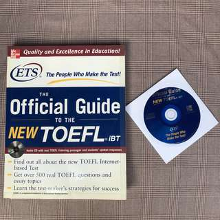 TOEFL Book with CD