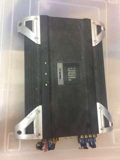 JBL car amplifier 4 channel