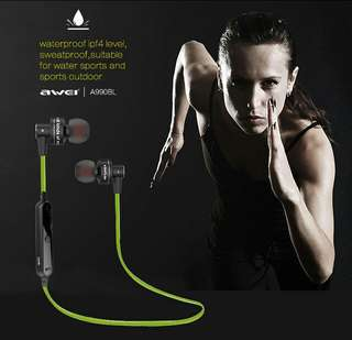 Awei A990bl bluetooth headset