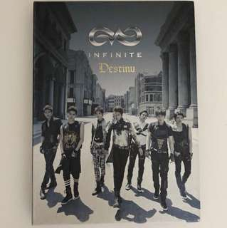 INFINITE DESTINY CD
