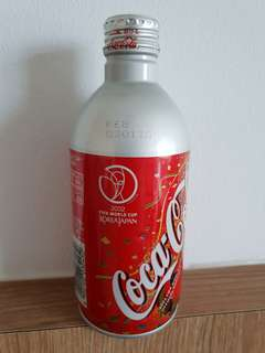 Coca Cola 2002 World Cup collection