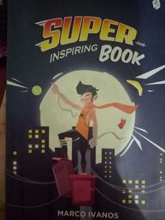 Super not inspiring book By marco ivanos